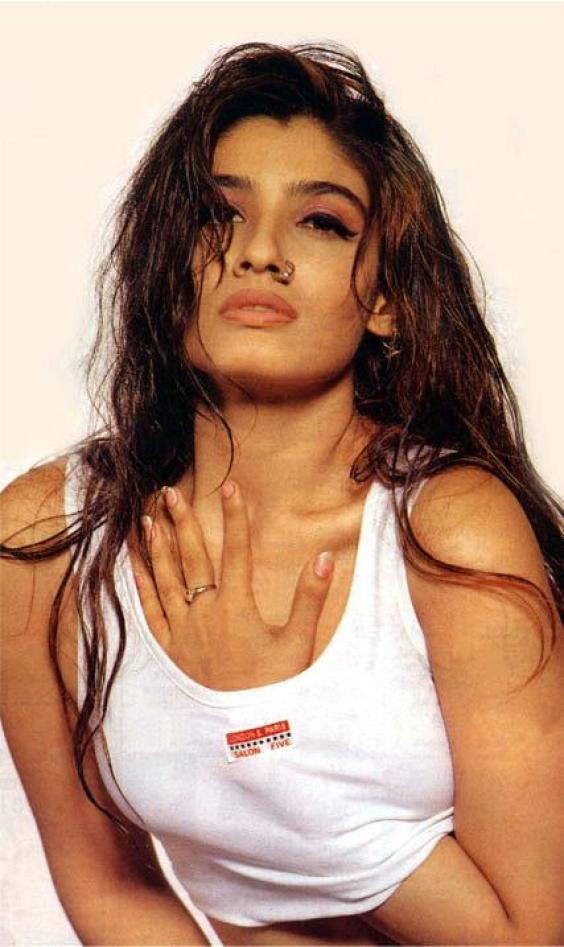 Raveena tandan nude photo