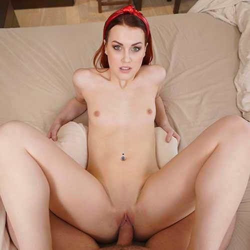 Chef recomended redhead slut suck penis cumshot