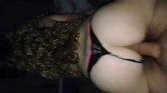 Reverse cowgirl amateur