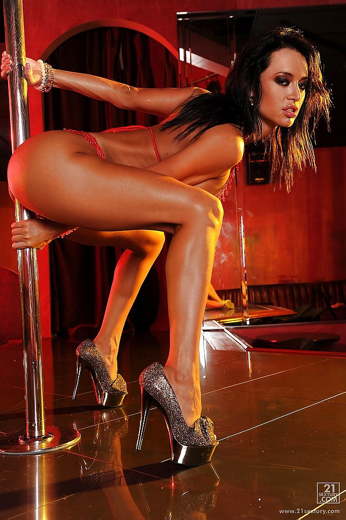 Bumble B. reccomend striptease pole dance