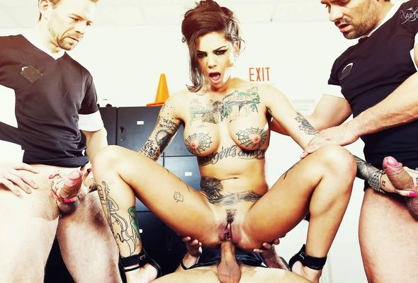 best of Foursome tattooed