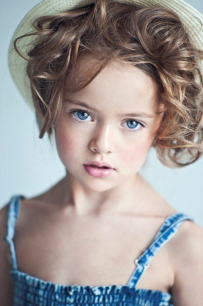 Very beautiful young girl