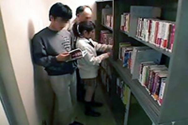 best of A in Woman library fucked