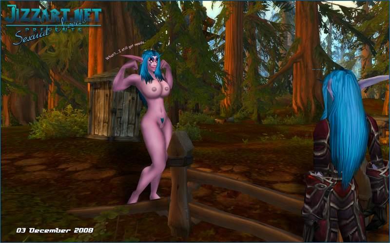 Bullpen reccomend world warcraft nude mod